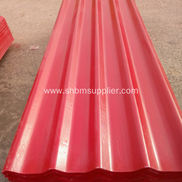 Heat Resistant UV Blocking MgO Roofing Panels